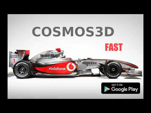 Cosmos3D - Fast