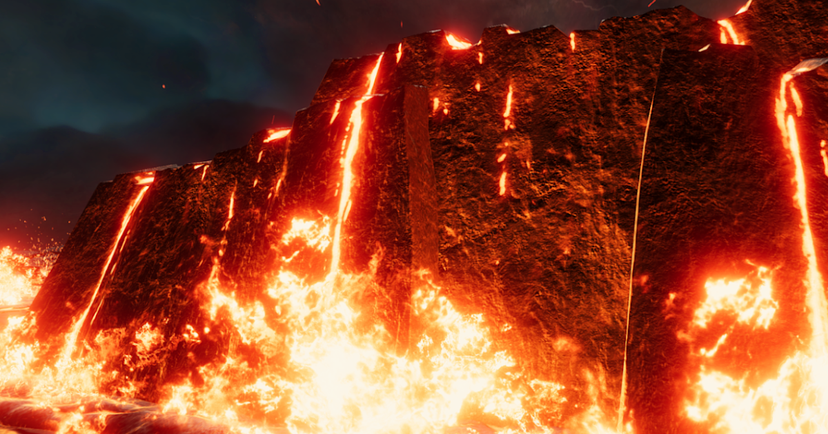 Infernal VFX