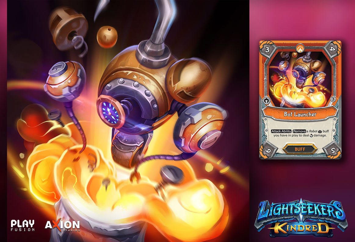 Lightseekers - Kindred - Unity Connect