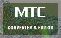 MTE(Mesh Terrain Editor) 模型地形编辑器