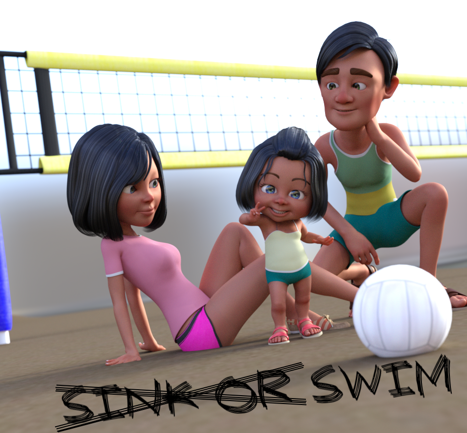 S̶i̶n̶k̶ ̶o̶r̶ Swim