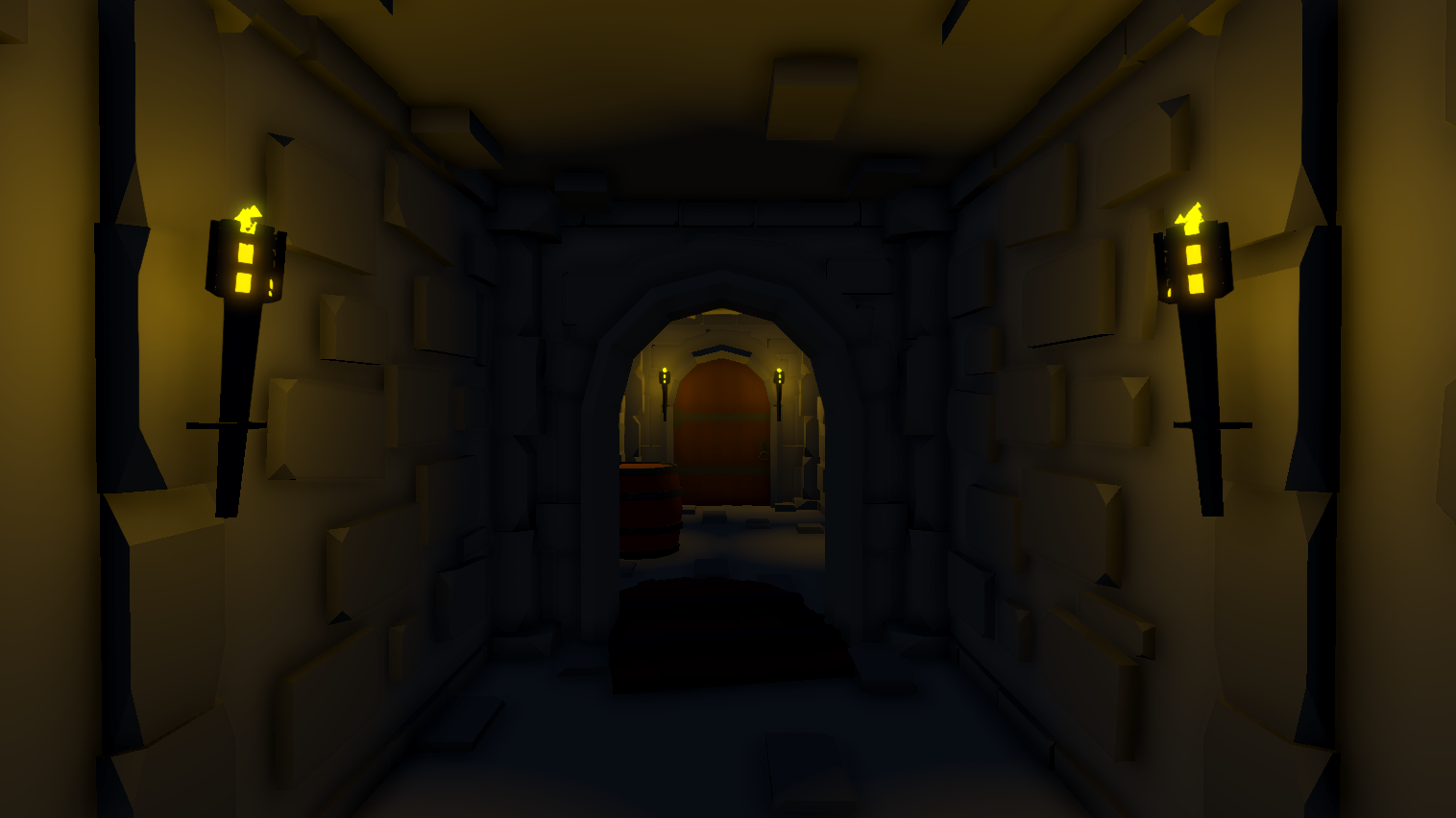 A couple of screenshots from a game I'm working on
