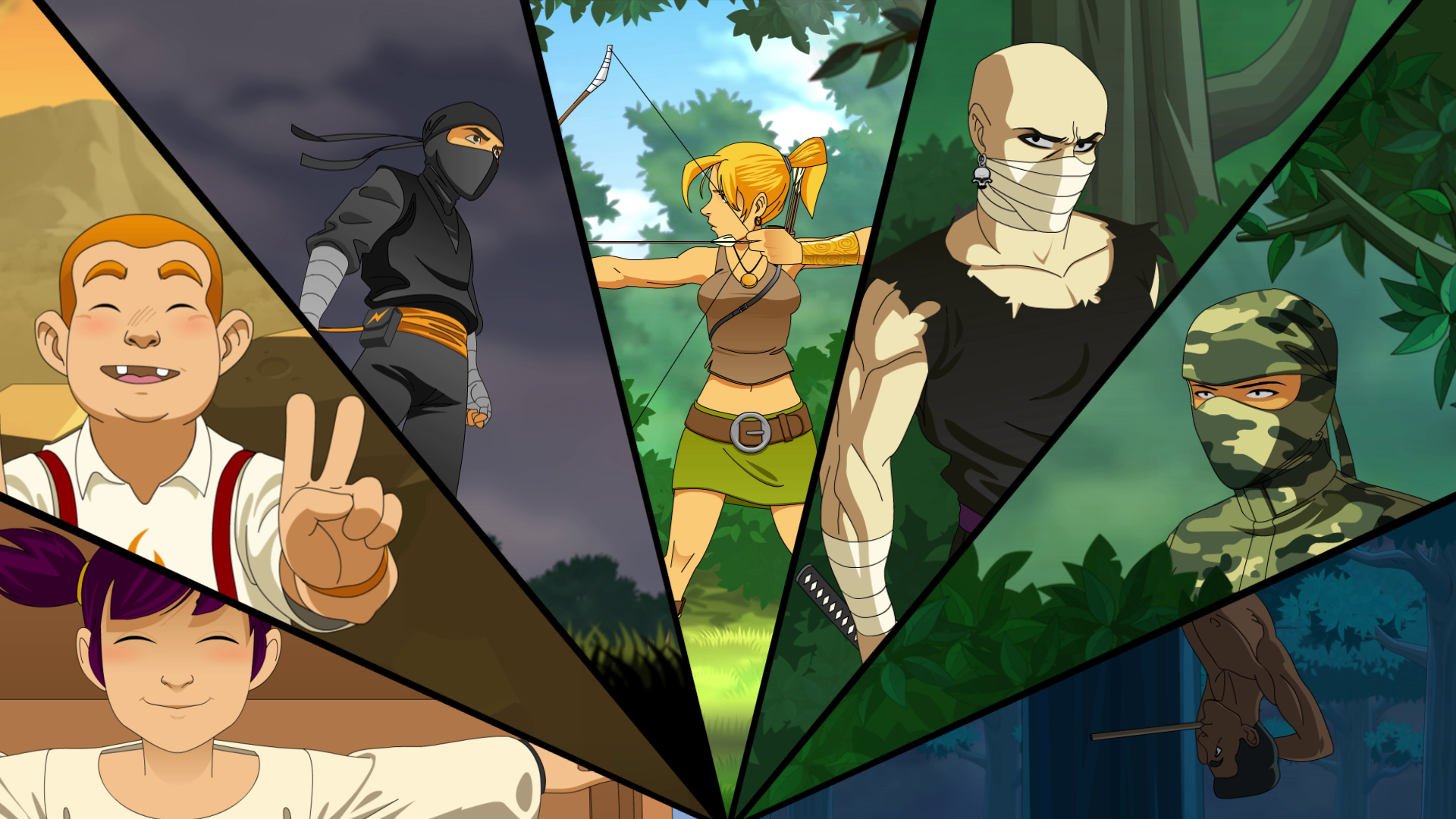 Reign of the Ninja