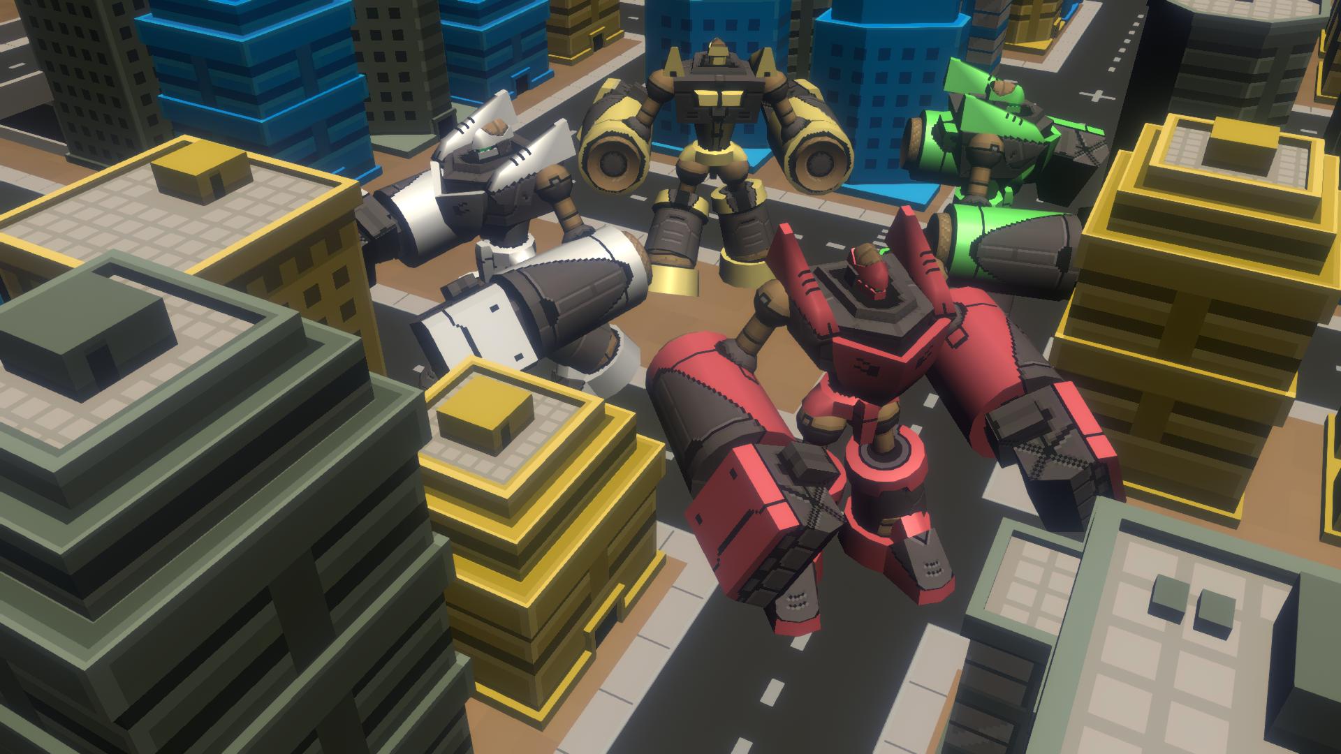 Demolition Robots K. K.