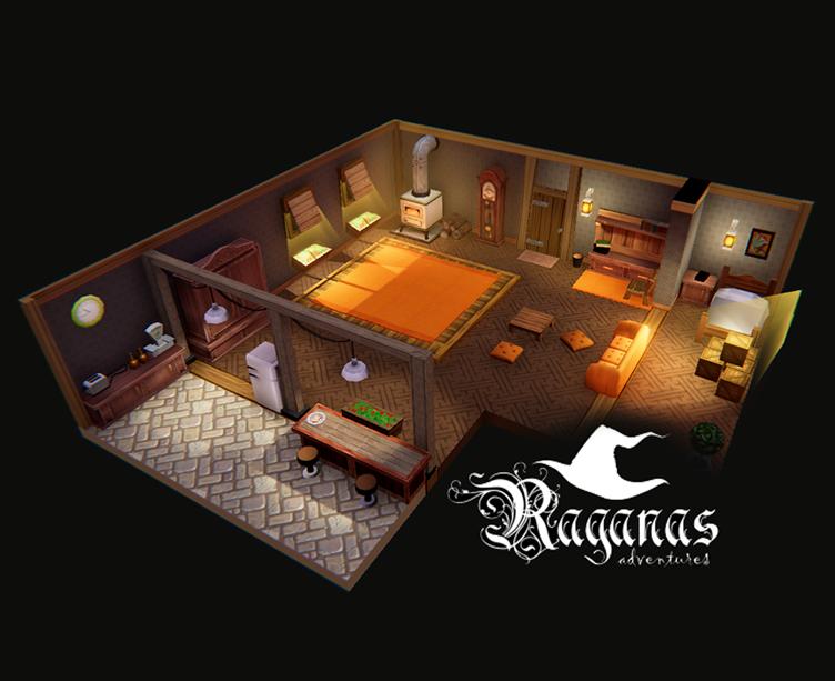 Raganas Adventures!