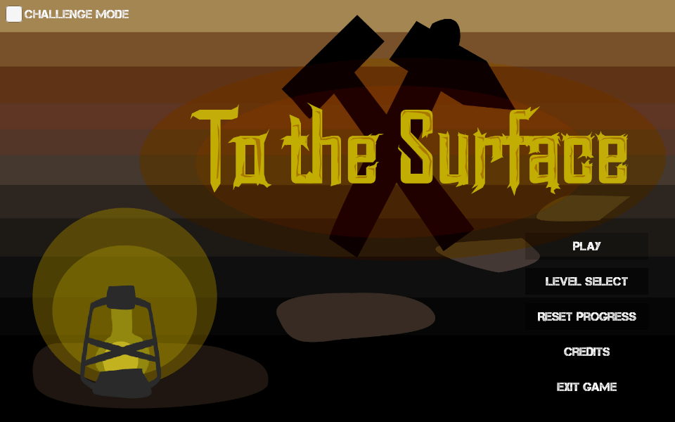 To the Surface