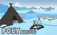 Poly Arctic art package