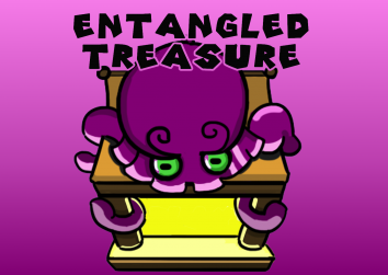 Entangled Treasure