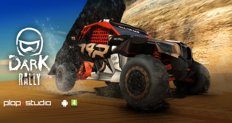 Dakar Mobile Game / Dark Rally - Unity Connect