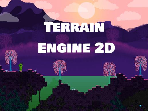 Terrain Engine 2D