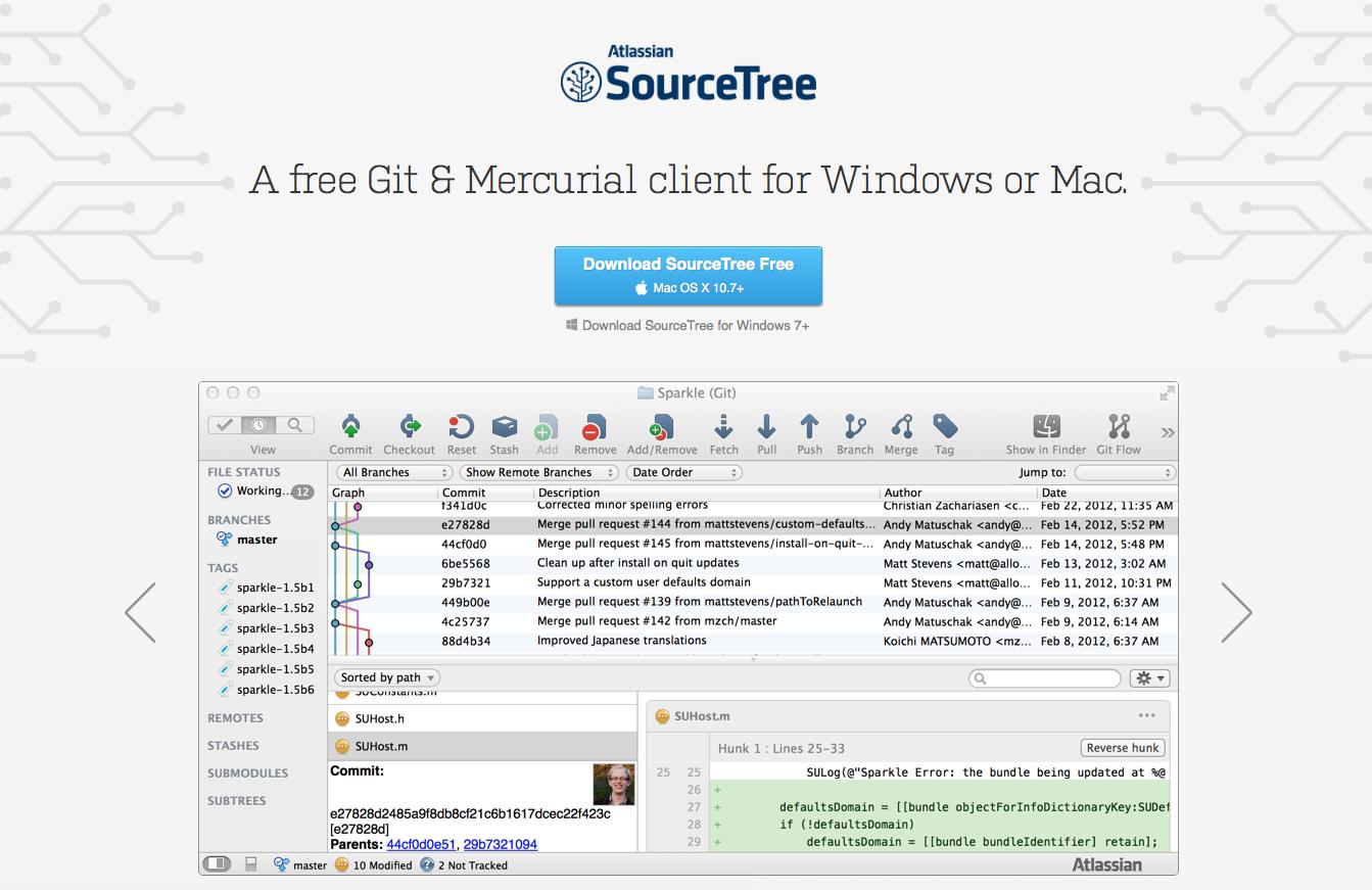Logo, sourcetree icon.