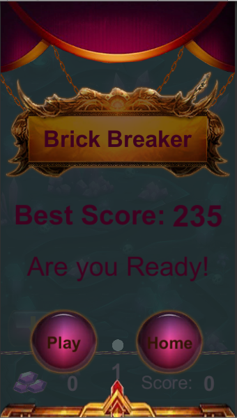 Brick and Ball: Multi Games