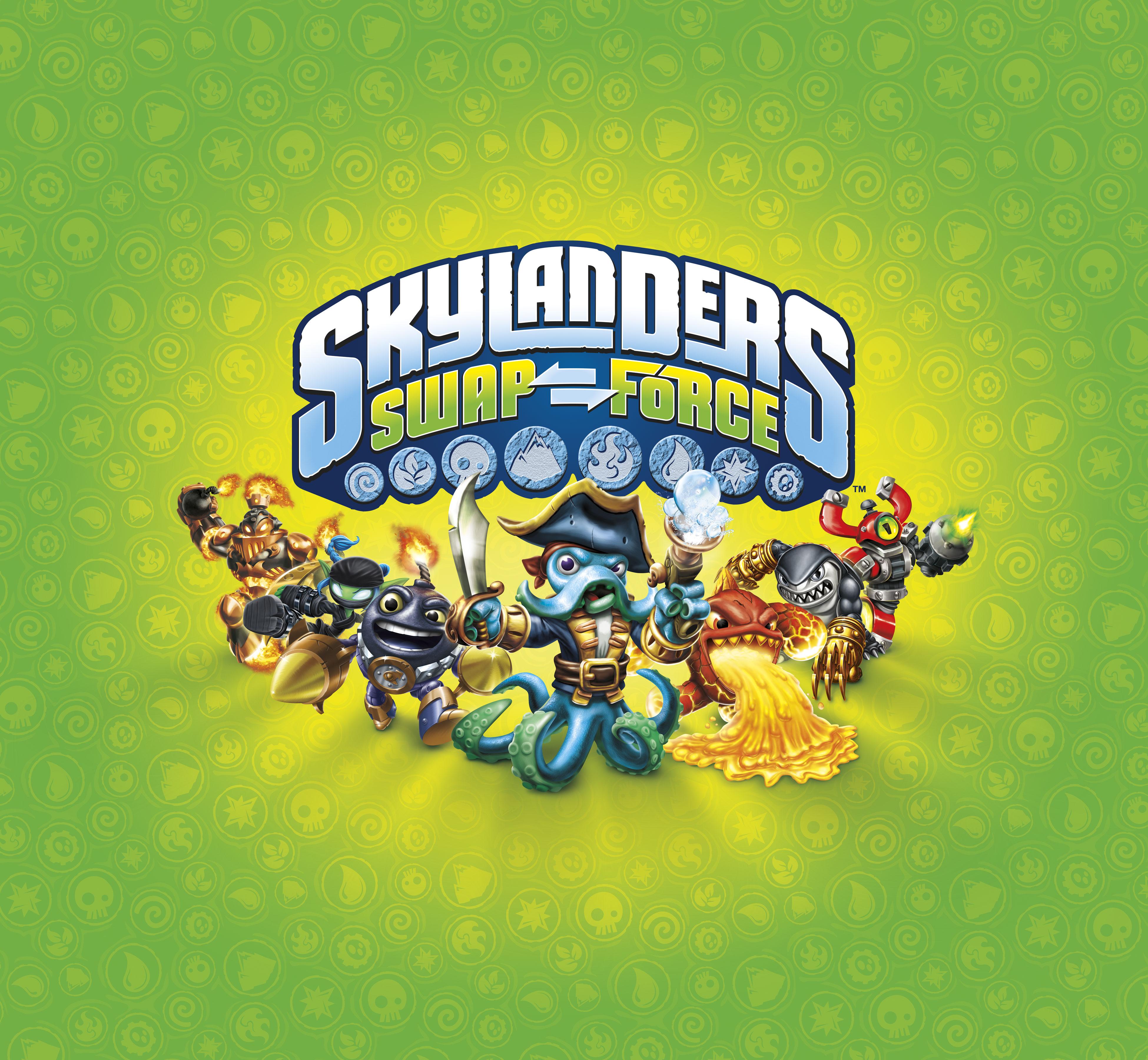 Skylanders - Swap Force