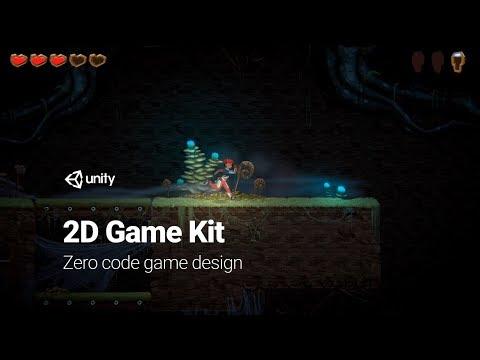 Video: 2D Game Kit Walkthrough - Unity Learn