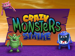 Crazy Monsters Strike AR