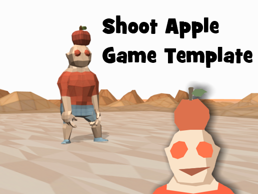 Shoot Apple Game Template