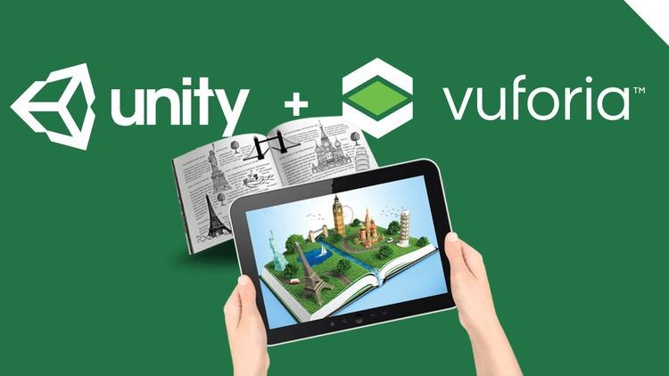 Vuforia AR ImageTracker Example