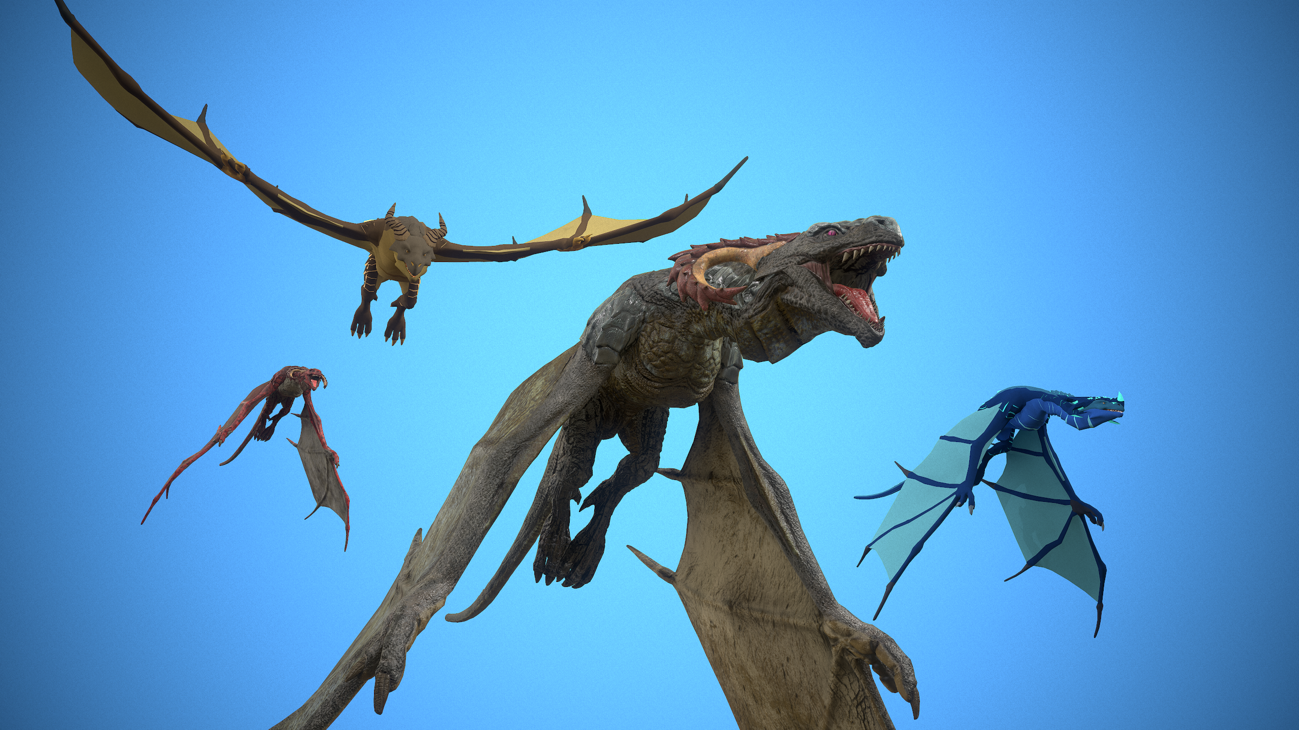 Irval the Wyvern