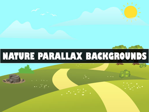 Nature Parallax Backgrounds