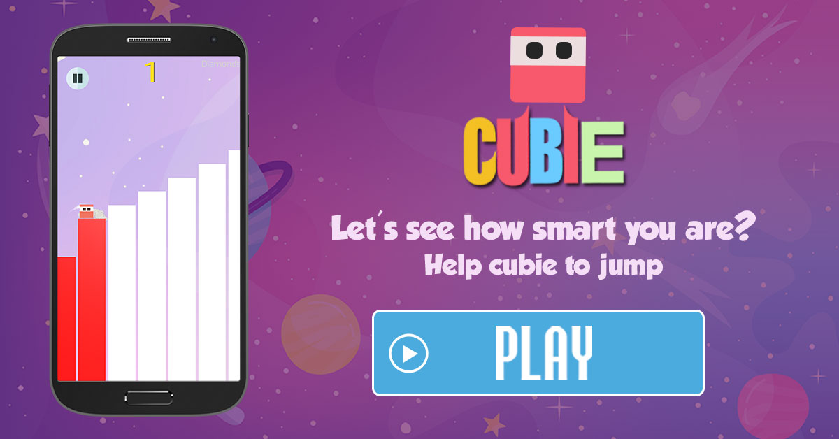 CUBIE – JUMPING CUBE