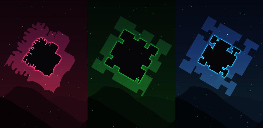 Escapes - An Endless Game Cruising through Shapes [BETA TESTING - Link in Description]