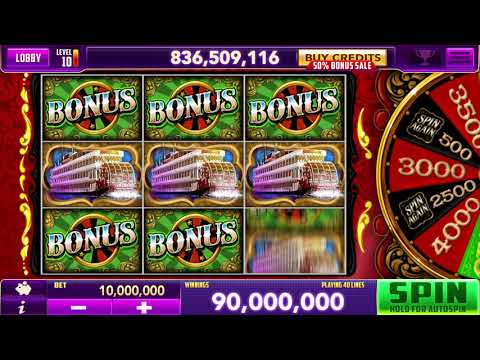 Big Bonus Slots - Programming
