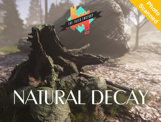 Natural Decay is our new pack designed for your natural environement !