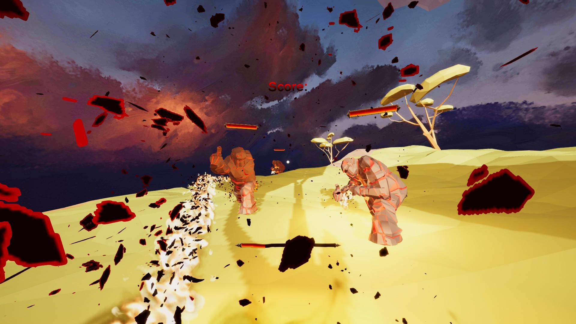 Magicae Mundi VR: Survival (Mobile)