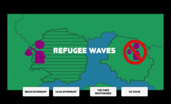 Refugee Waves, Alpha 1 version