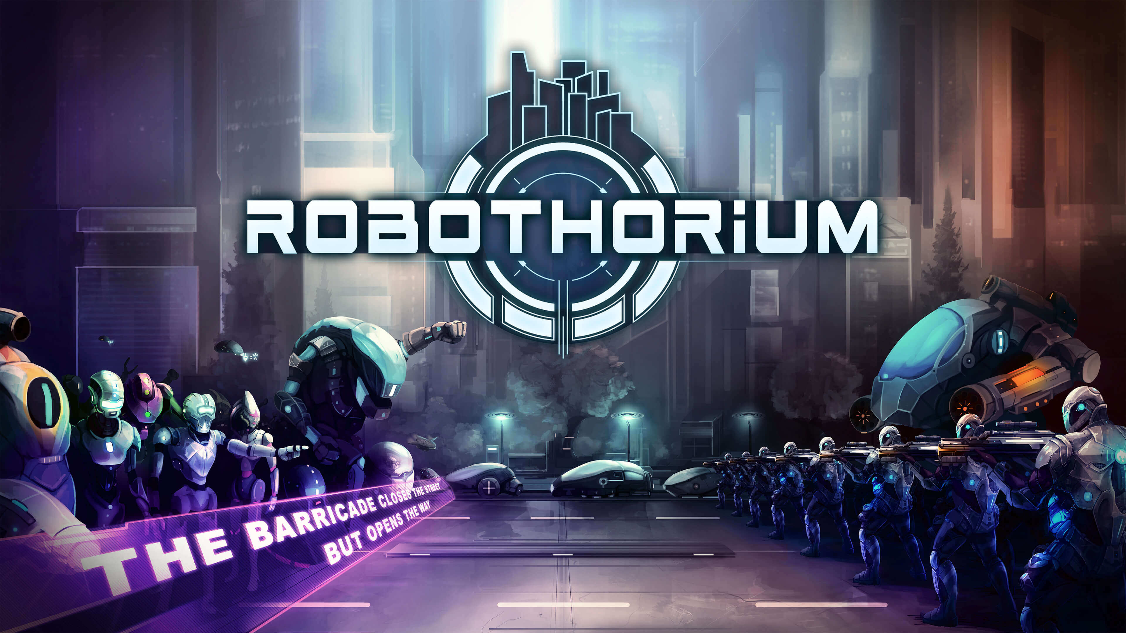 Robothorium - Review
