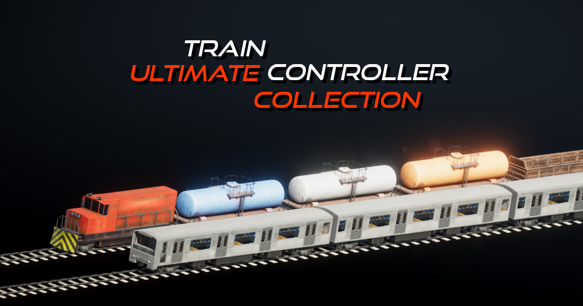 Train Controller ULTIMATE COLLECTION