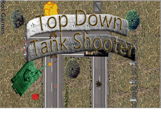 Top Down Tank Shooter