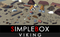 SimpleBox Viking for indie game developers
