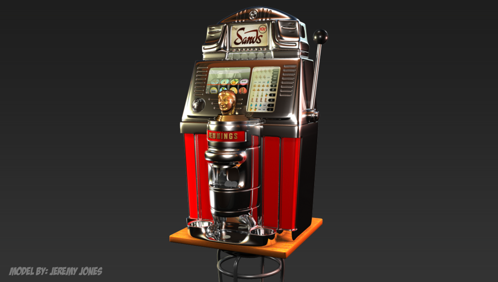 The Sand's Slot Machine
