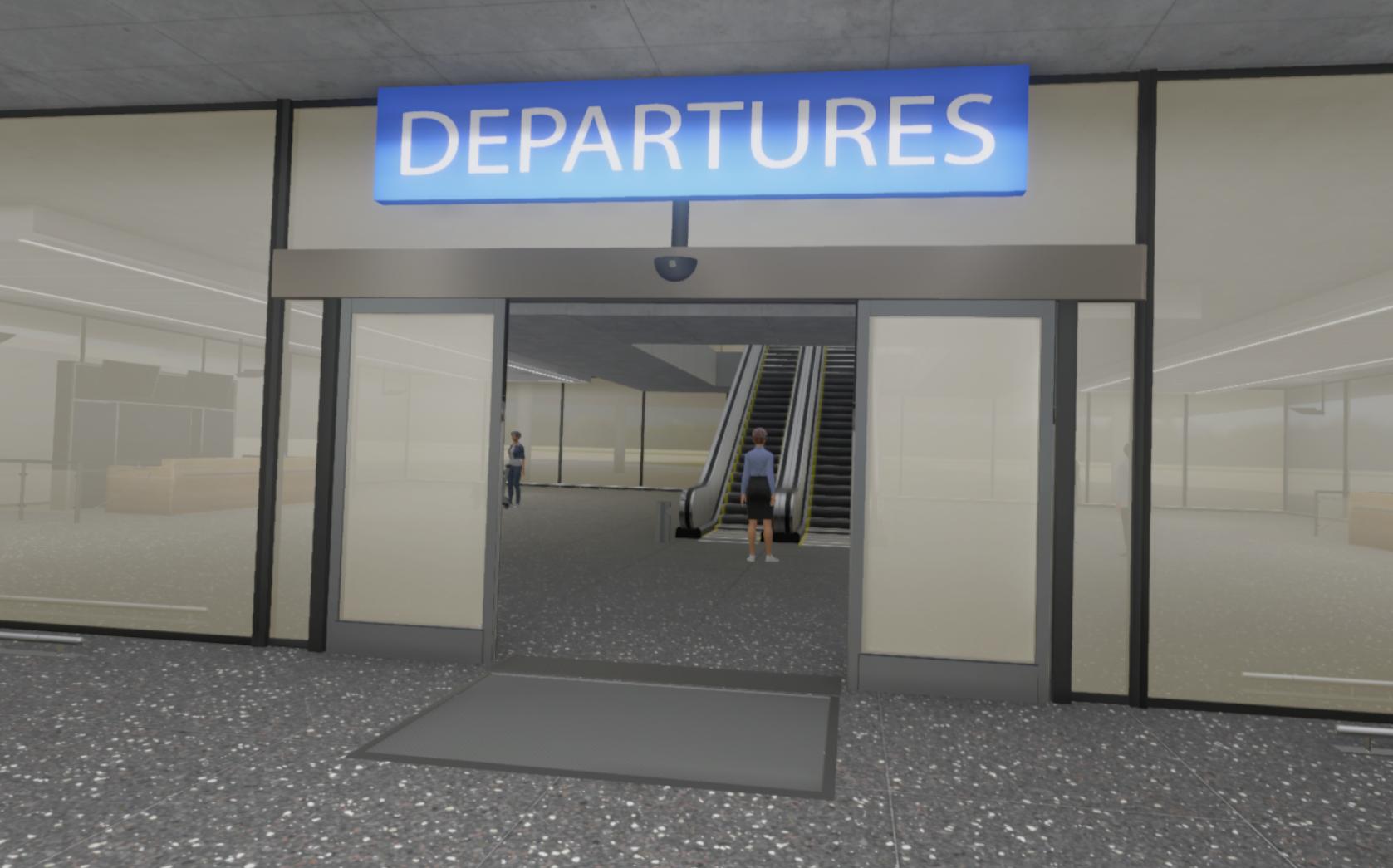 Virtual Airport