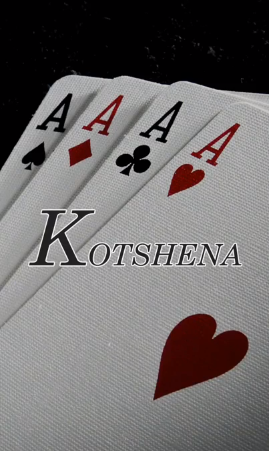 Kotshena - Online cards game