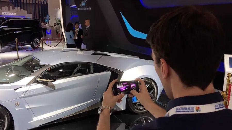 Vuforia Model Target: 使用Unity和Vuforia Engine构建AR汽车体验