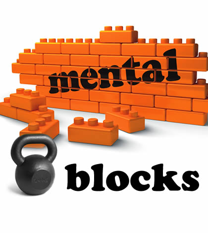 Introduction of common mental blocks