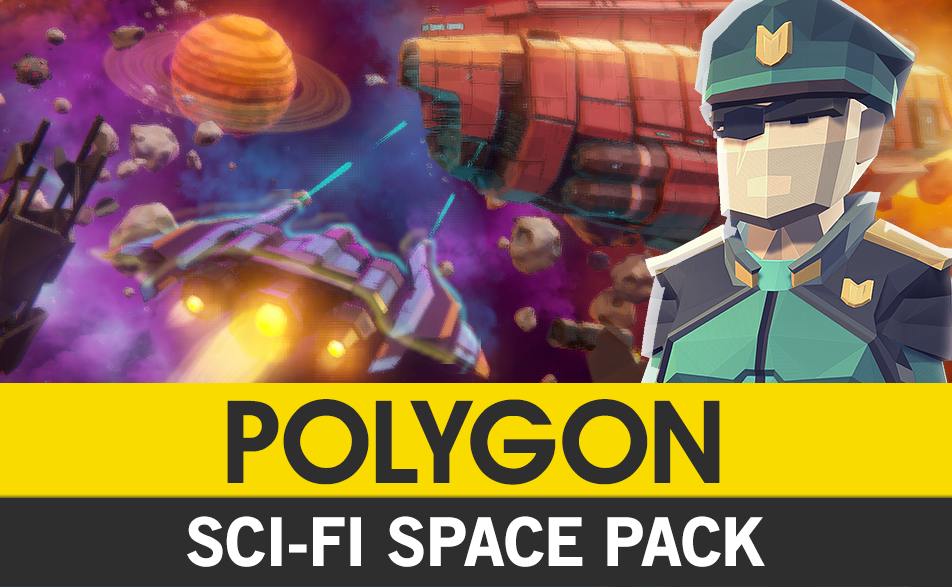 POLYGON - Sci Fi Space