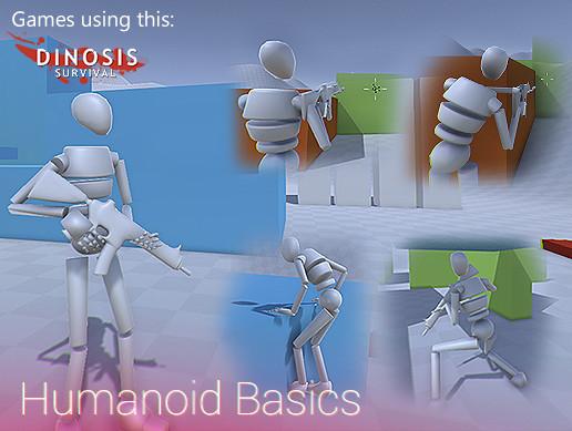 Humanoid Basics - Asset