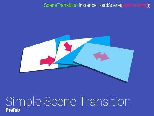 Simple Scene Transition - Asset