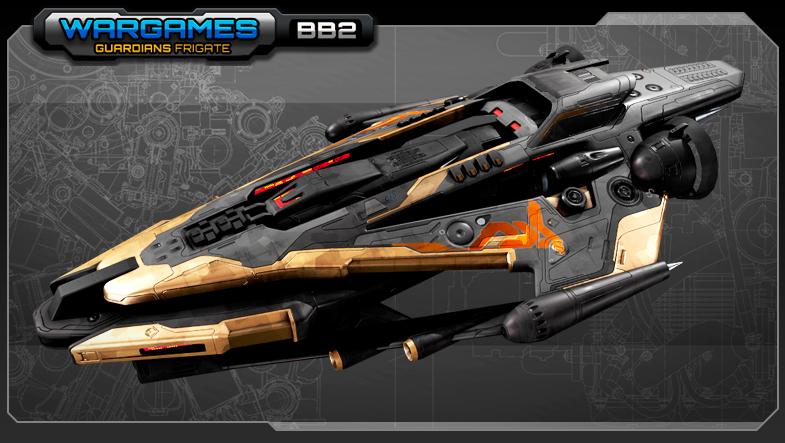 SF Guardians Frigate BB2