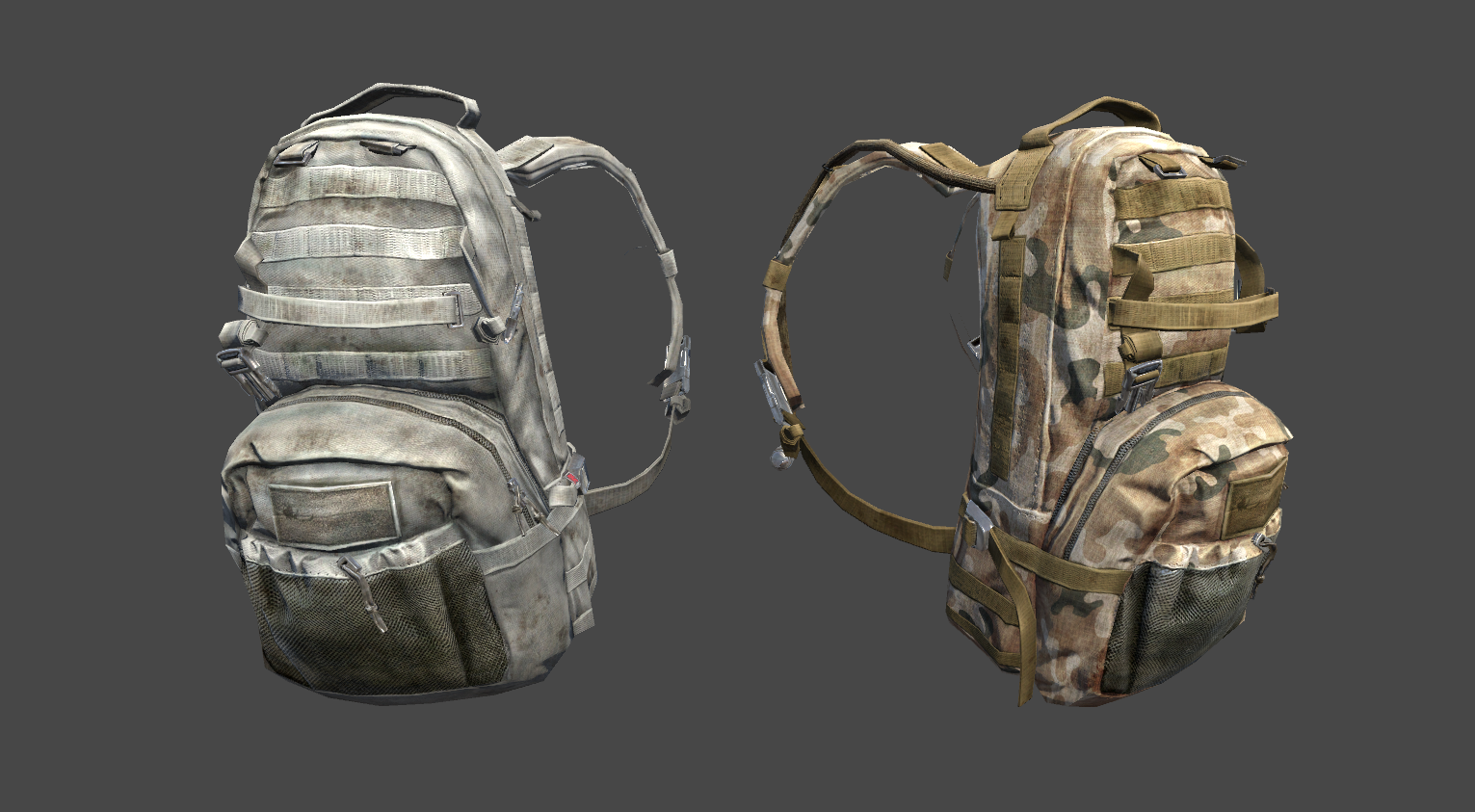 Army Backpak Pack
