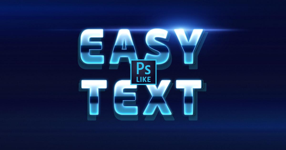 MK - Easy Text