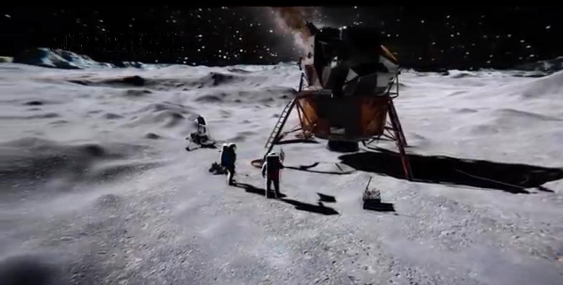 Apollo Moon Operations - Orbital Views