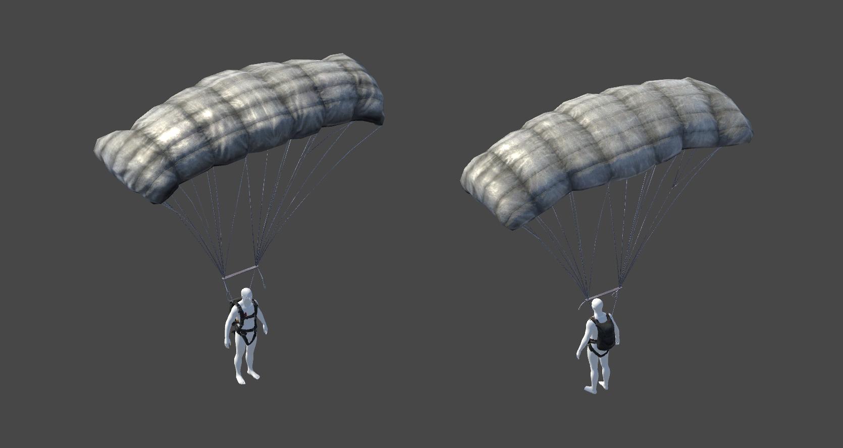 Parachute PRO