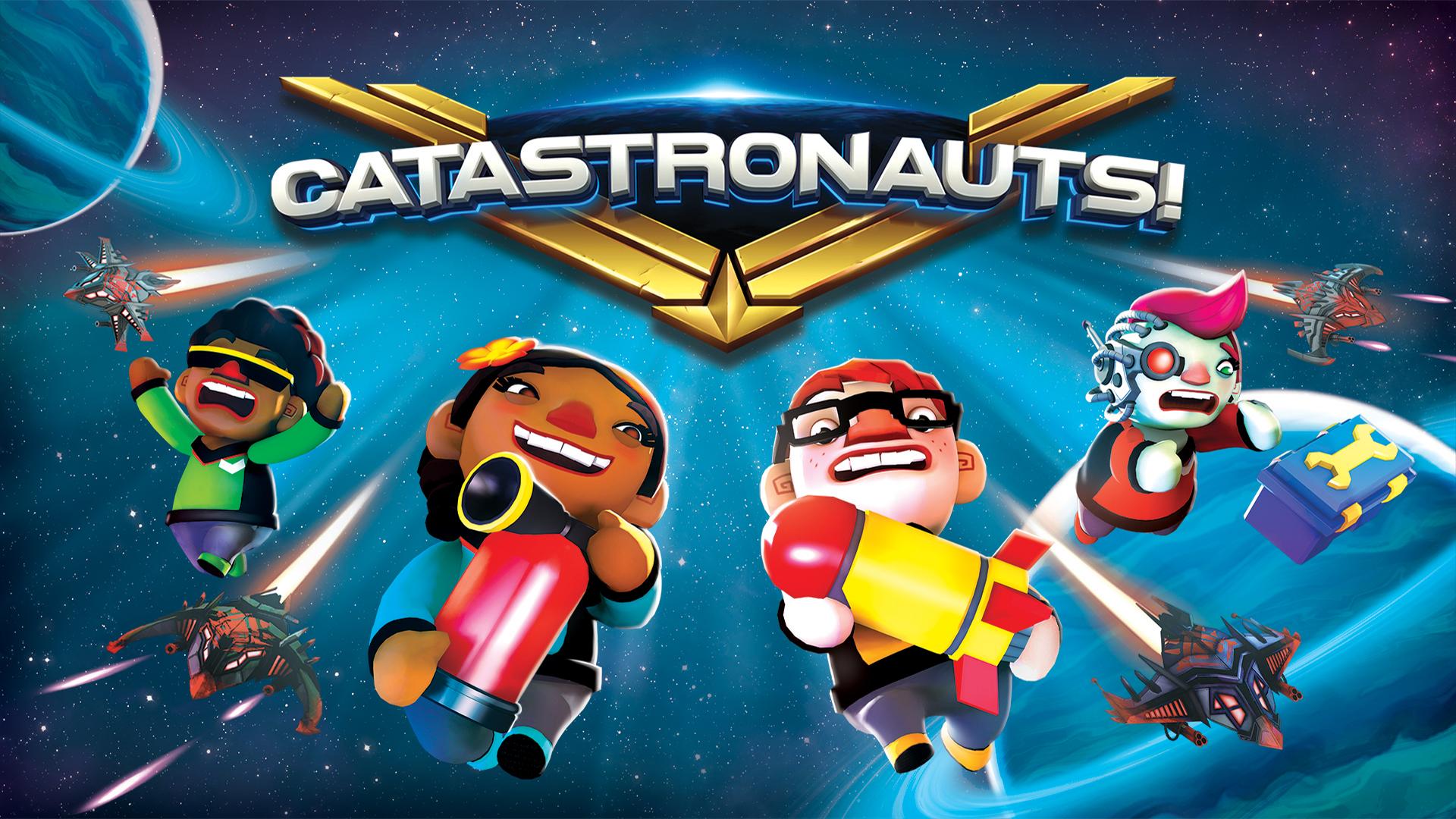 Catastronauts!