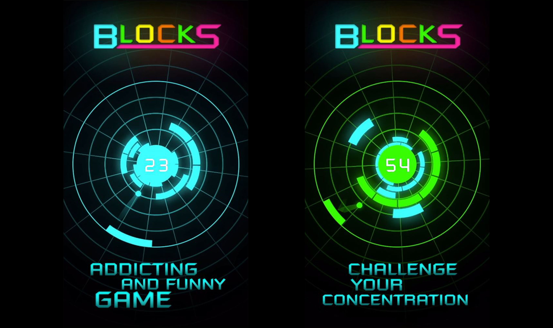Blocks! - A Brick Breaker Game