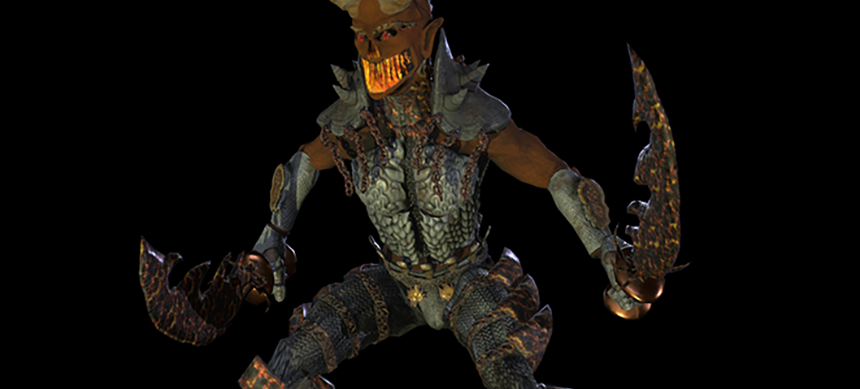 Demon Berserker