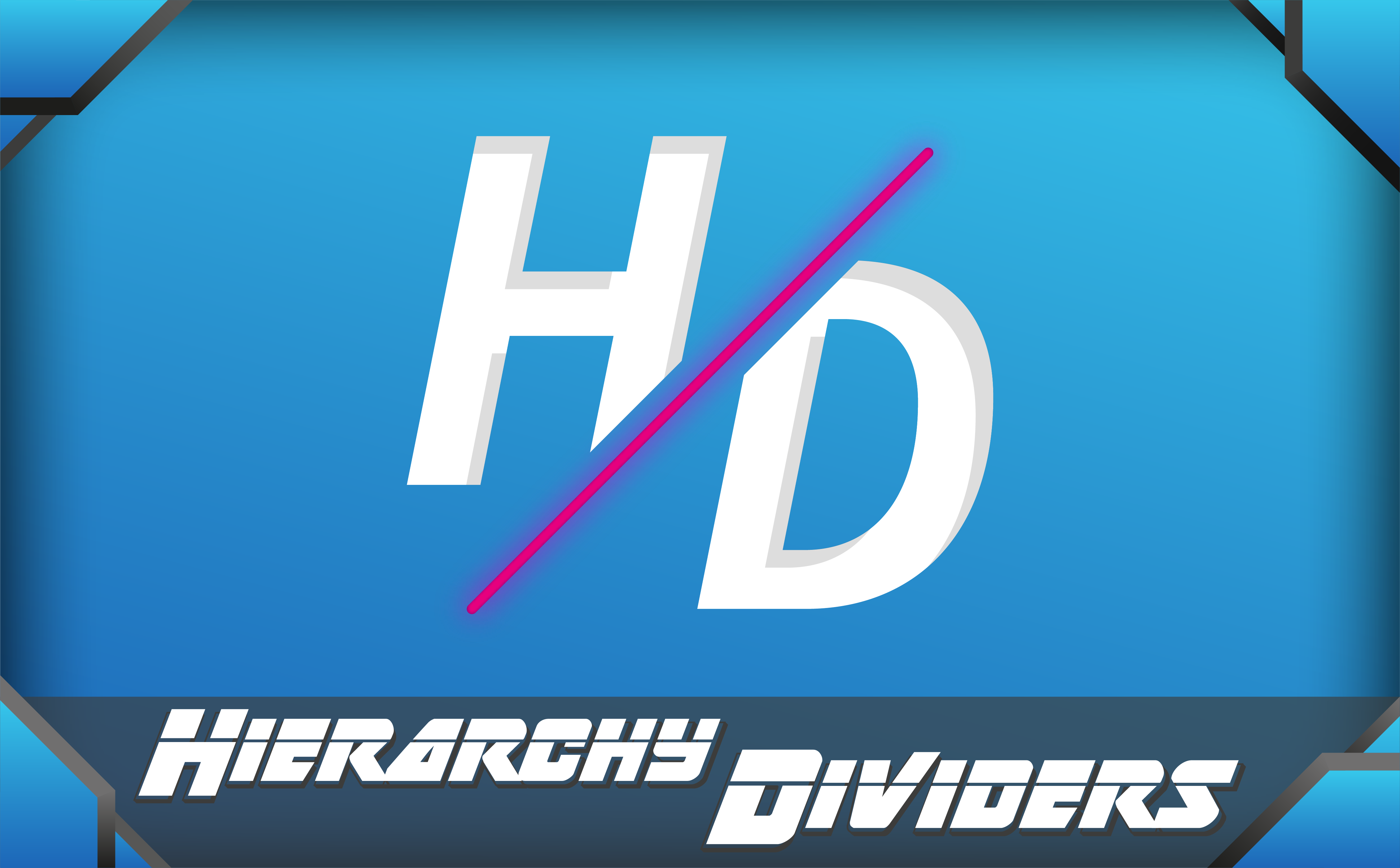 Hierarchy Dividers [FREE]